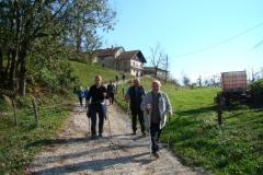 Romanje župnijskih sodelavcev na Šmarno goro